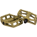 Flybikes Ruben Graphite Pedals 9/16 Military Green
