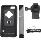 Rokform Handlebar Mount Kit for iPhone 6 : Black
