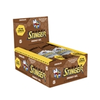 Honey Stinger Organic Energy Gel: Chocolate with Caffeine, Box of 24
