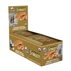 Honey Stinger Organic Waffle: Caramel, Box of 16