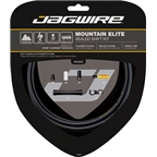 Jagwire Mountain Elite Sealed Shift Kit, Frozen Black