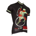 Retro Image Two 1965 Ciclo Cross Men's Jersey