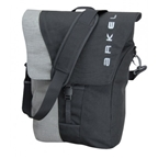Arkel Commuter Urban Pannier - Black/Gray (unit)