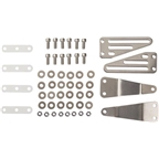 Surly Front Rack Plate Kit #2 Unicrown/Mountain Bikes