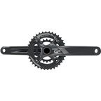 SRAM GX Fat 1000 GXP 10-Speed 170mm Black 94mm BCD 34-22T Crankset No BB