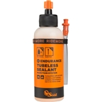 Orange Seal Endurance Tubeless Sealant 4oz with Twist Lock Applicator