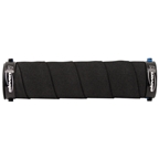 Eleven81 Trailside Gel Grips, Black