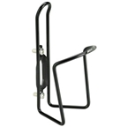 Minoura DuraCage Water Bottle Cage: 4.5mm Black with Alloy Bolts