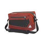 Ortlieb Trunk Bag Red-Black with Ortlieb Adapter