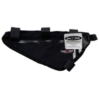 Lone Peak Wedgie Bike Front Frame Bag Black