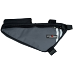 Lone Peak Wedgie Bike Front Frame Bag Steel