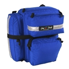 Lone Peak Mount Rainier Panniers Blue