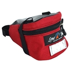 Lone Peak Mini Wedge Seat Bag Red
