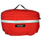 Lone Peak Recumbent Seat Bag Red