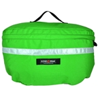 Lone Peak Recumbent Seat Bag Safety Green