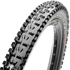 Maxxis High Roller II 27.5 x 2.4 Folding Bead 60TPI 3C/Tubeless Ready Black Tire