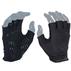Serfas Men's Vigor RX Short Finger Glove - Black
