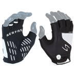 Serfas Men's Vigor RX Short Finger Glove - White
