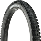 """Maxxis Minion DHF 27.5 x 2.8"""" Tire 60tpi, Dual Compound, EXO Casing, Tubeless Ready, Black"""