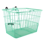 Sunlite Standard Mesh Bottom Lift-Off Basket Green