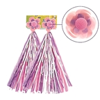 Sunlite Windmill Streamers Pink/Purple