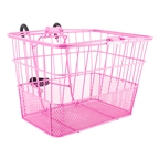 Sunlite Standard Mesh Bottom Lift-Off Basket Pink