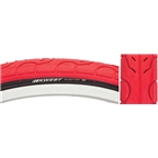 Kenda Kwest 26 x 1.5 Wire Bead Red