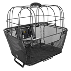 Sunlite RackTop or Handlebar Pet Bicycle Basket