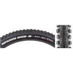 Maxxis Minion DHR II Tire - 29 x 2.4, Tubeless, Folding, Black, Dual, EXO, Wide Trail