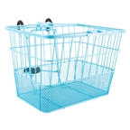 Sunlite Standard Mesh Bottom Lift-Off Basket Blue