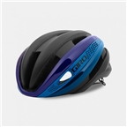 Giro Synthe Mips - Matte Black/Blue/Purple