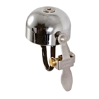 Crane Bell Co E-Ne Bell Chrome Plated Brass