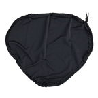Sun Seeker Recumbent Replacement Seat Cover With Drawstring Black