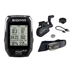 Sigma Sport ROX 11.0 GPS Bike Computer Set Black