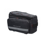 Blackburn Central Trunk Rack Top Bag - Charcoal