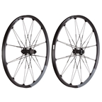 "Crank Brothers Iodine-2 27.5"" Wheelset, 15x110/12x148 Boost Black/Gray"
