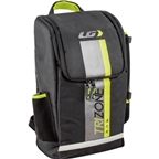 Louis Garneau Tri-30 Transition Bag: Black 30 Liters