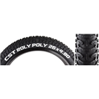 CST Roly Poly 26 x 4.8 Wire Bead Black
