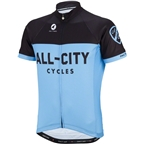 All-City Classic Men's Jersey: Blue/Black