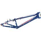 "Staats Bloodline Continental Expert Frame 19.5"" Top Tube French Blue"