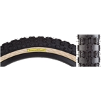"Tioga Comp-III 20 x 1.75"" Wire Bead Black/Gum"