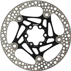 Hope Floating Road Disc Rotor: 160mm Black