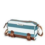 Po Campo Kinga Handlebar Bag - Sky Stripes