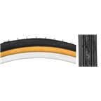 "Sunlite Road Raised 26 x 1-3/8"" K40 Black/Gumwall Tire"
