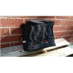 Jandd Shop Hopper Grocery Pannier Black