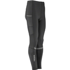 Louis Garneau Optimum Mat Men's Tights: Black