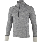 Louis Garneau 4002 Men's Base Layer Top: Heather Gray