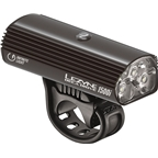 Lezyne Deca Drive 1500i Headlight: Gloss Black