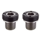 Sunlite Splined Crank Arm Fixing Bolt - ISIS 15mm Pair