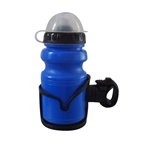 SunLite Multi Mount Kids Bottle and Cage Blue